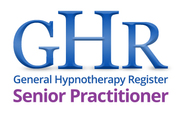 General Hypnotherapy Register, Senior Practitioner.